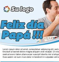 Campaña email marketing para el Día del Padre