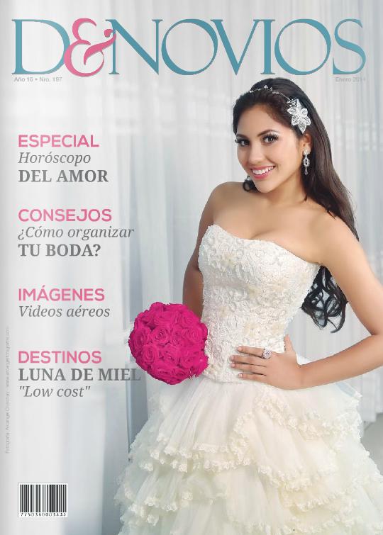 revista de novios enero