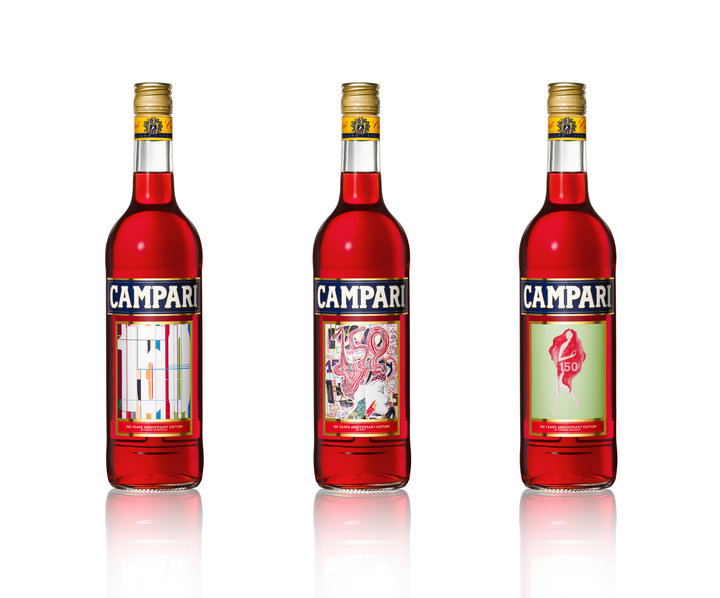 Caso de Exito email Marketing diseño Creativo Campari