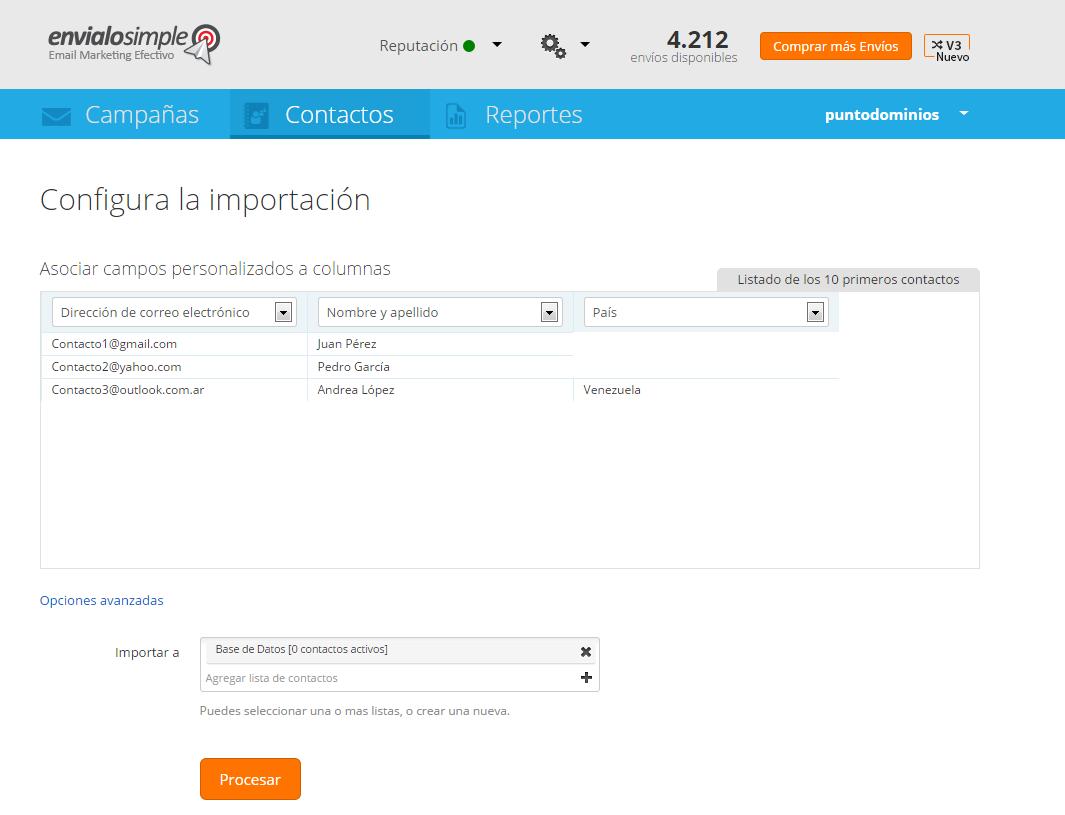 configuración-importación-email-marketing