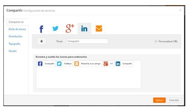 como compartir newsletters