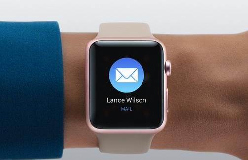 beneficios email marketing apple watch