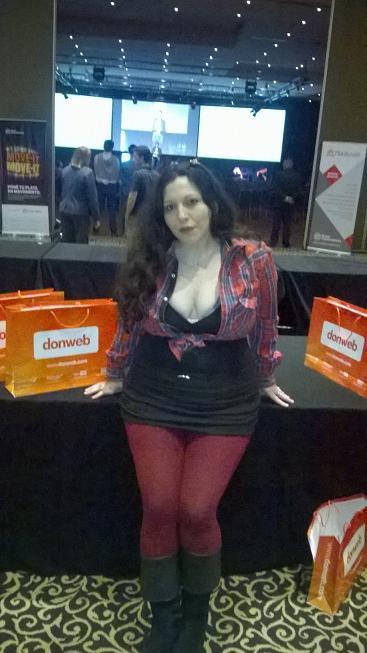 Ivana Nazareno en Pensemos en Marketing 2015 Don Web