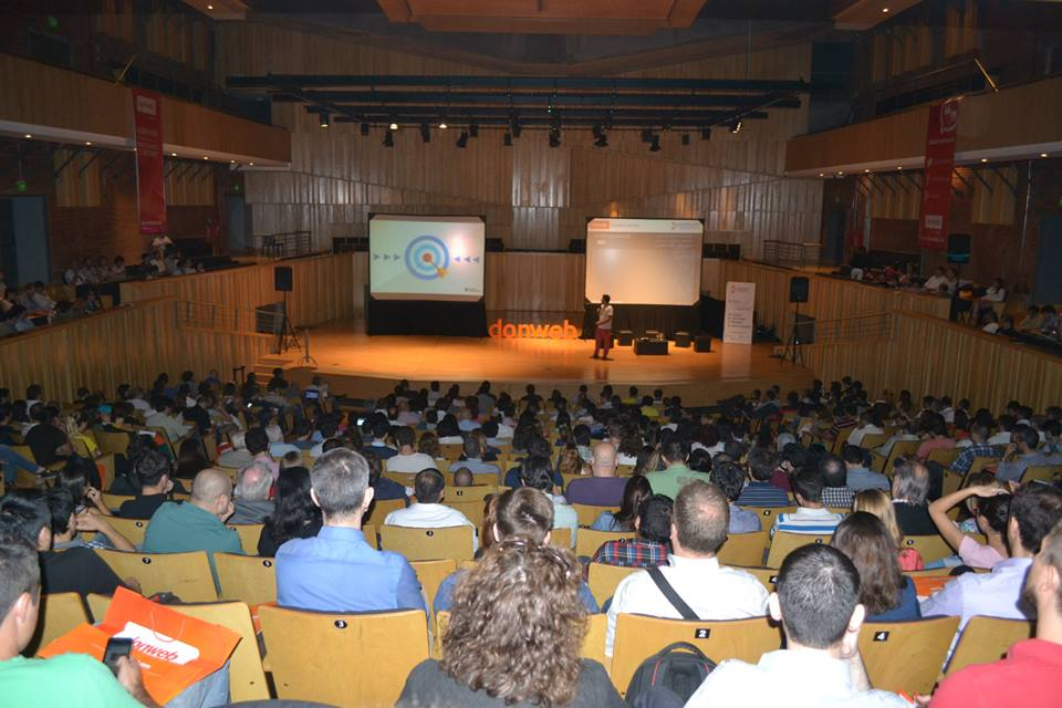 eventos donweb Workshop profesionales Internet