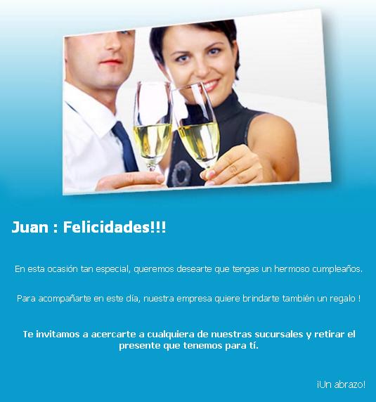 campaña email marketing de cumpleaños envialosimple