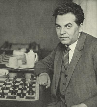 richard reti ajedrez