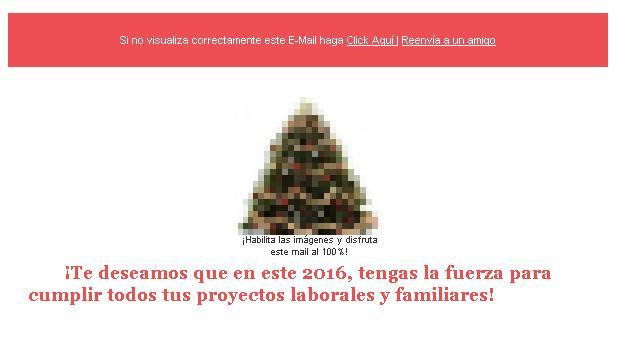 imagenes bloquedas con arbol de navidad
