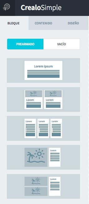 crear newsletter gratis