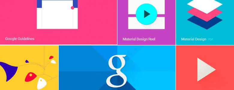 cambios en Google Analytics aplicando Material Design