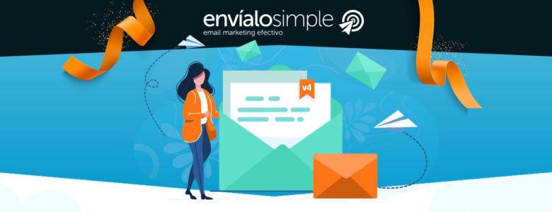 EnvíaloSimple lanza su nueva versión V4