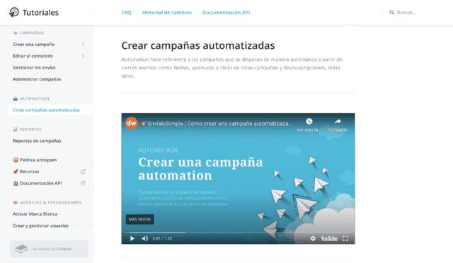 Aprende a hacer campañas automatizadas