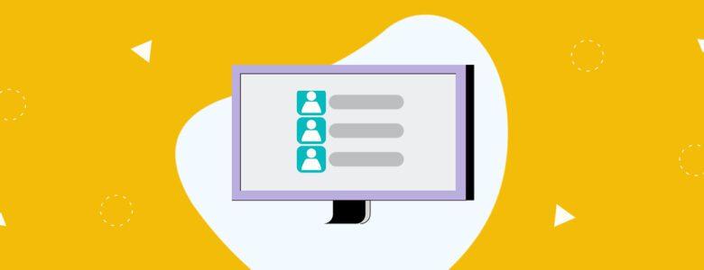 optimizar lista de contactos